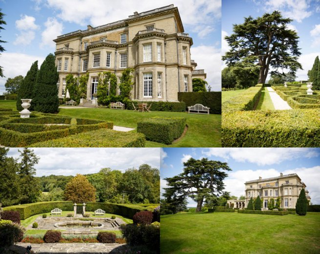 Hedsor House External Grounds | Kelly Chandler Consulting