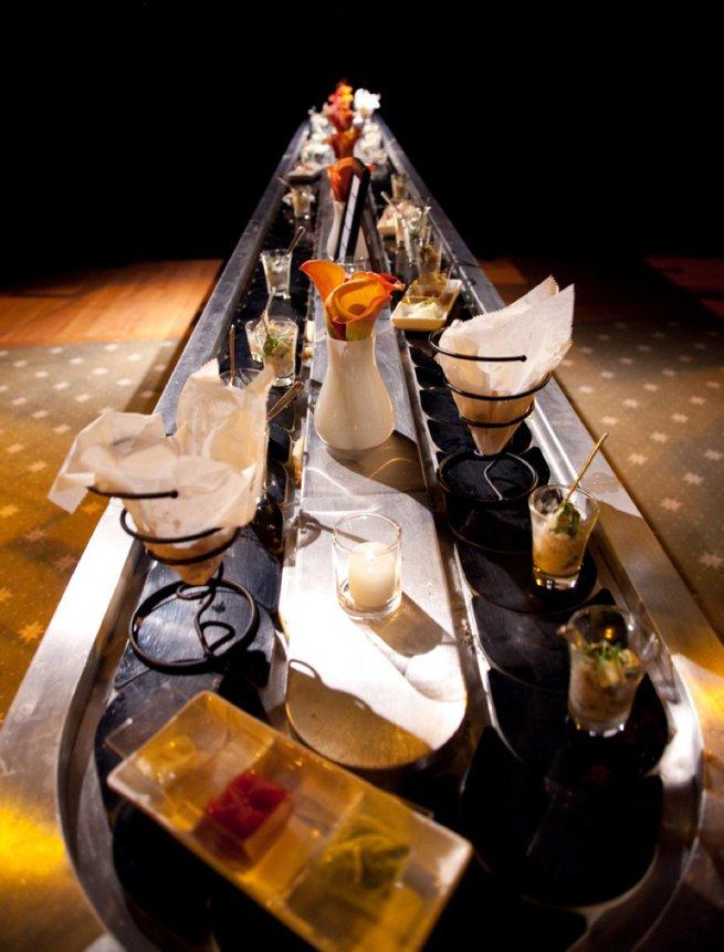 Food conveyor belt | Kelly Chandler Consulting