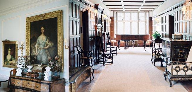 Interior Warmwell House
