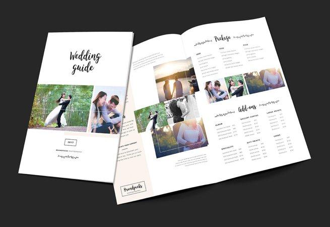 Wedding venue brochure | Kelly Chandler Consulting