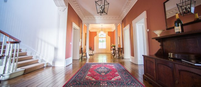 Hallsannery House Hallway   Kelly Chandler Consulting