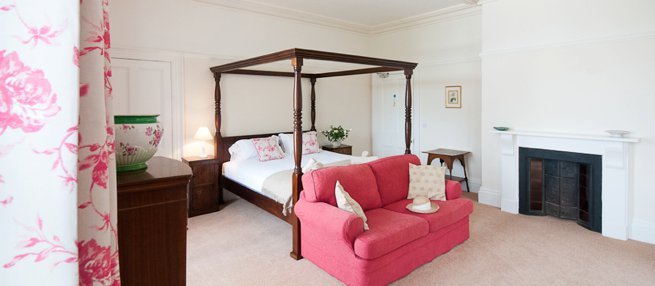 Hallsannery House Bedroom   Kelly Chandler Consulting