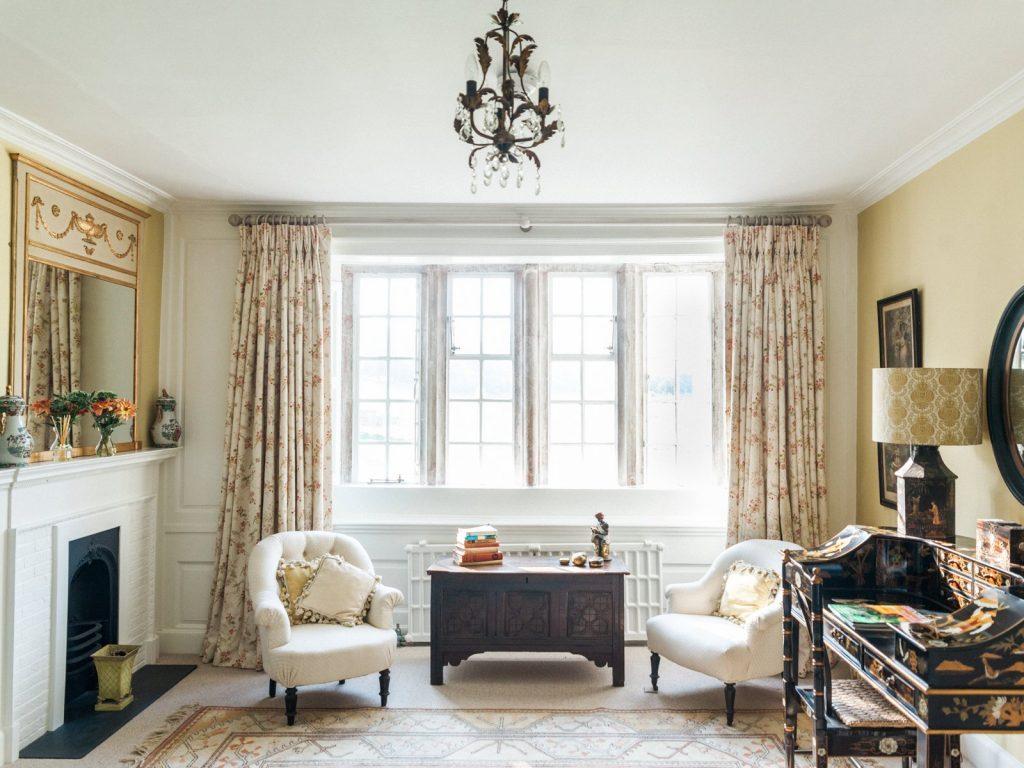 Warmwell House Interior Bedroom