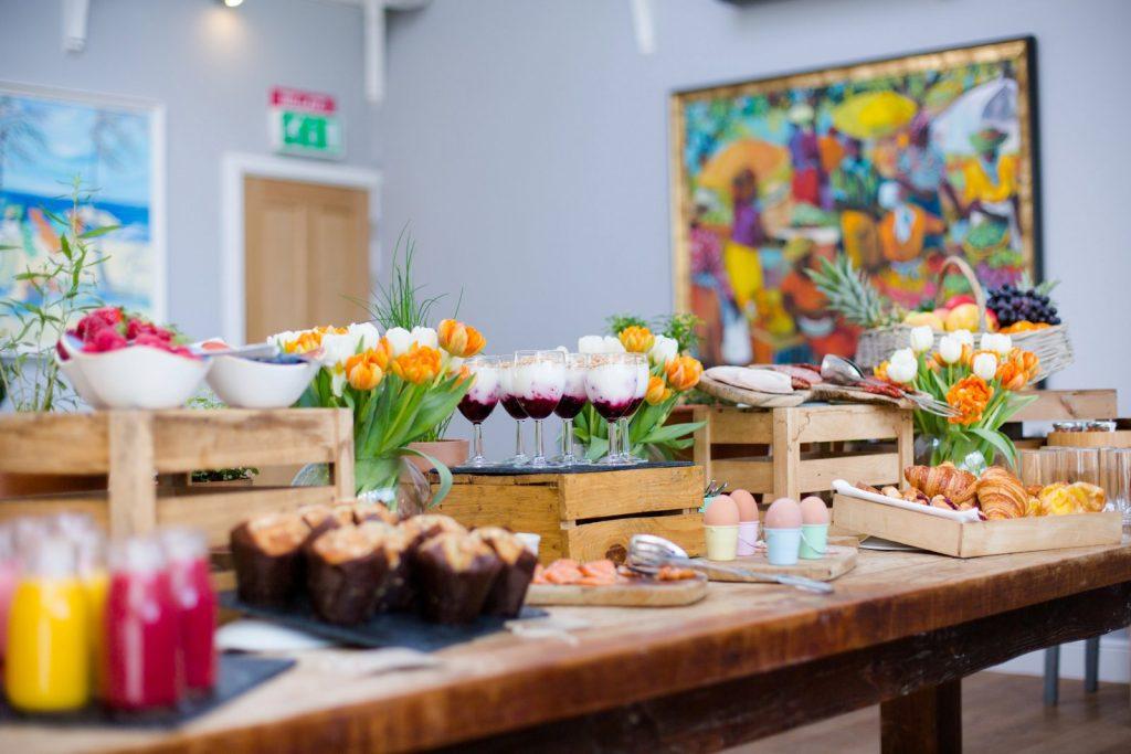 Breakfast Buffet image by Venetia Norrington