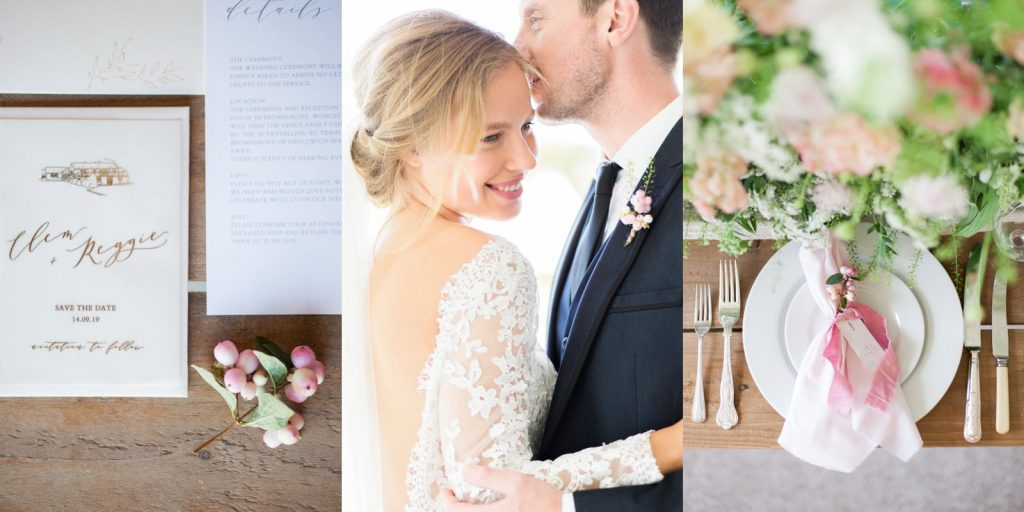 Attracting your ideal wedding client | Branding shoot | Manor Hill House