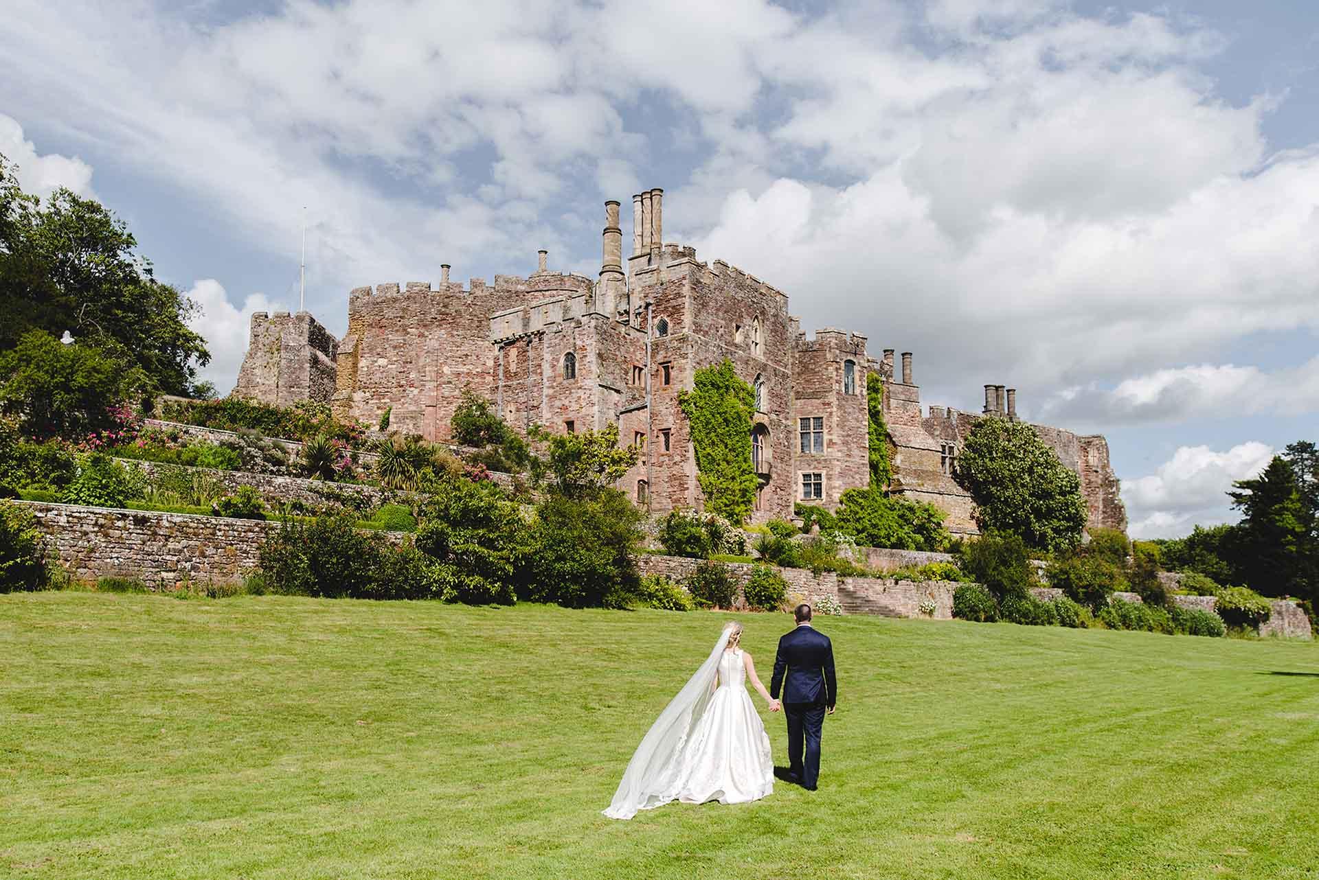 Berkely castle grounds