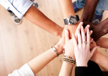 Hands in a pact | Kelly Chandler Consulting