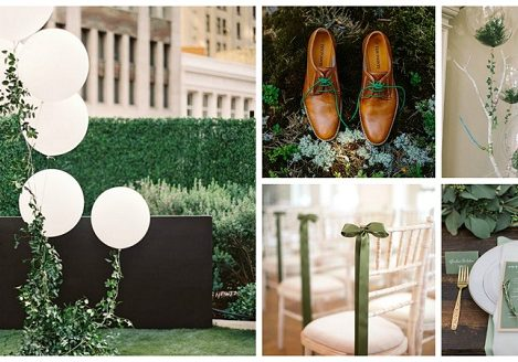 Colour of the Year 2017 - Pantone - Greenery 004